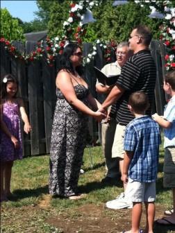Dominique & Gary's Ceremony