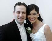 Tom and Nina, April 13, 2013