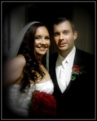 The sweetest couple, Kim and Dave, 12/7/2013