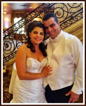 Liza and Bill. Such a fun, nice couple. Brigalia's, Sicklerville, NJ - 8/26/17